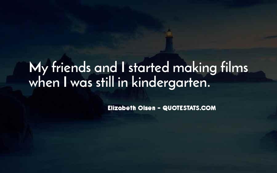 Elizabeth Olsen Quotes #1227574