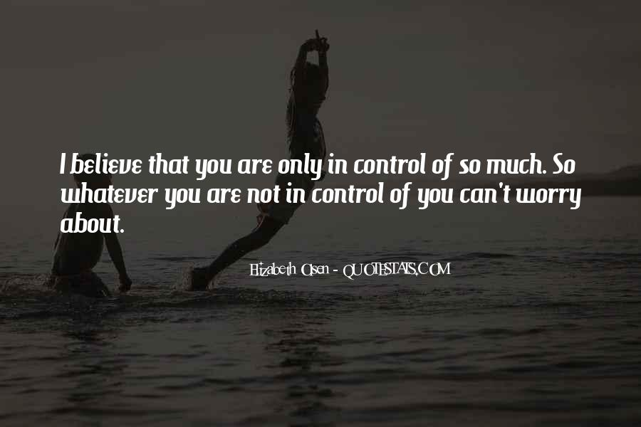 Elizabeth Olsen Quotes #1305124
