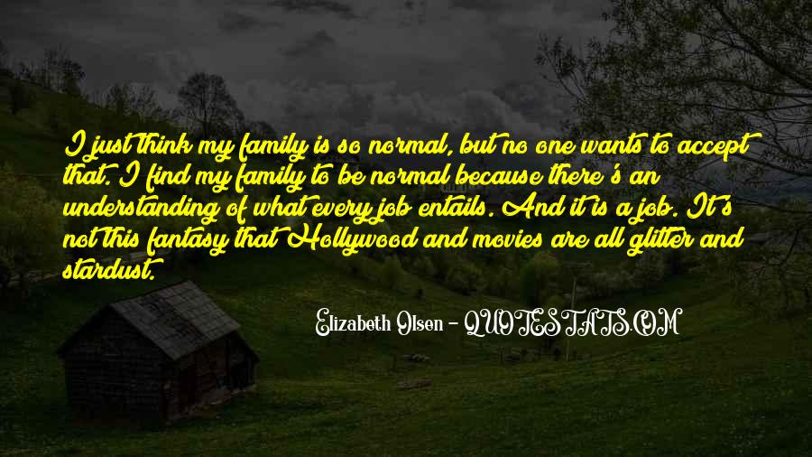 Elizabeth Olsen Quotes #1414409