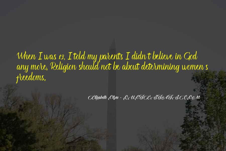 Elizabeth Olsen Quotes #1508649