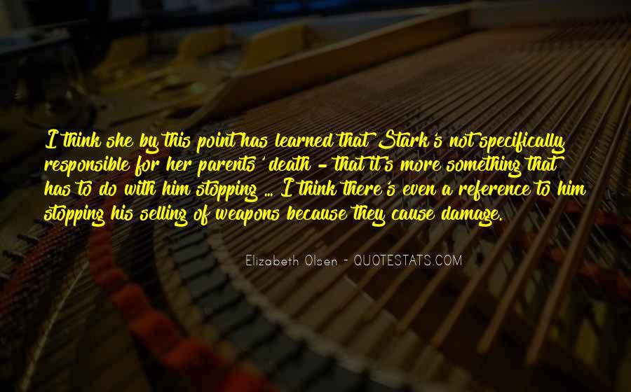 Elizabeth Olsen Quotes #1549279
