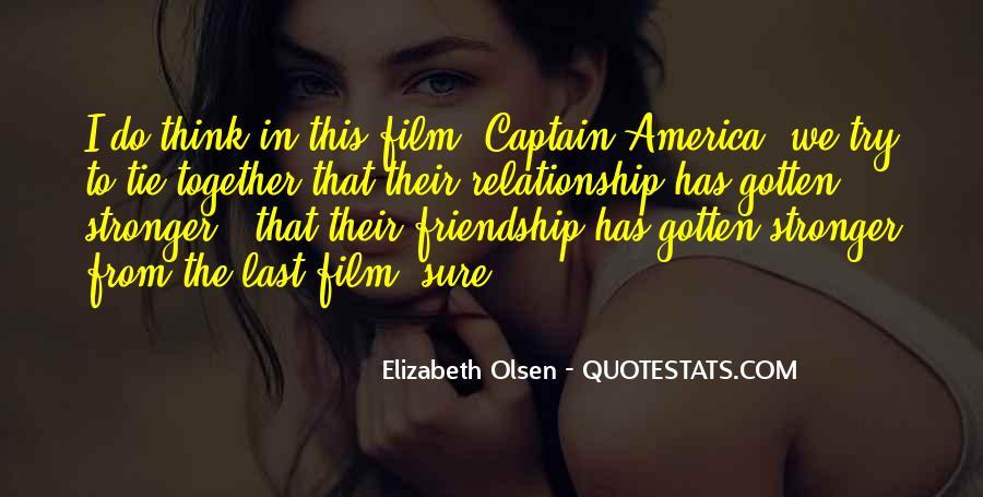 Elizabeth Olsen Quotes #1564391