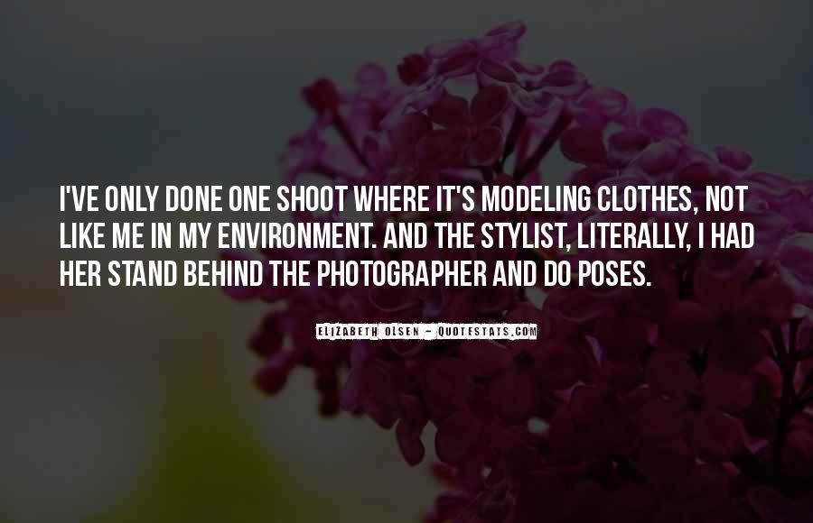 Elizabeth Olsen Quotes #1635084