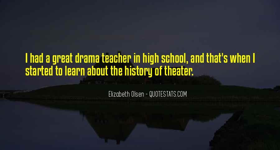 Elizabeth Olsen Quotes #1680011