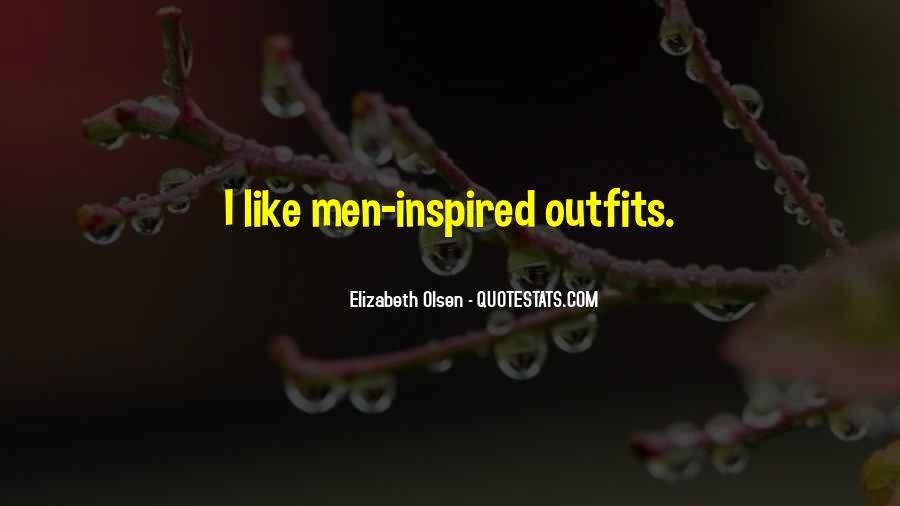 Elizabeth Olsen Quotes #1705261