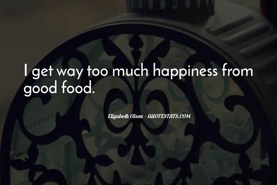 Elizabeth Olsen Quotes #358906