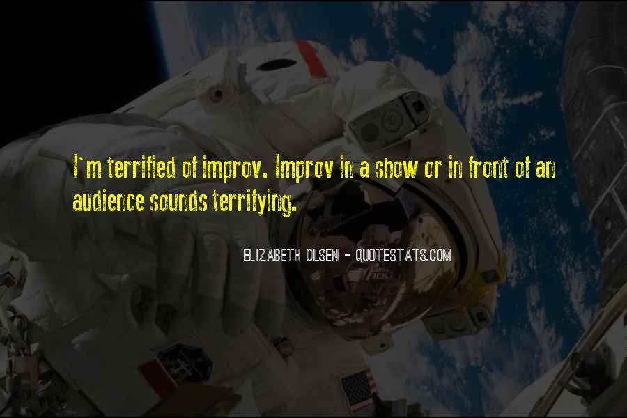 Elizabeth Olsen Quotes #495765