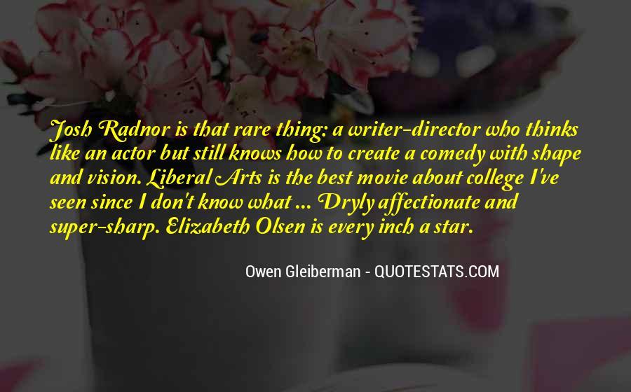 Elizabeth Olsen Quotes #552331