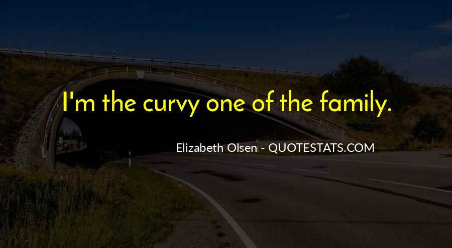 Elizabeth Olsen Quotes #571479