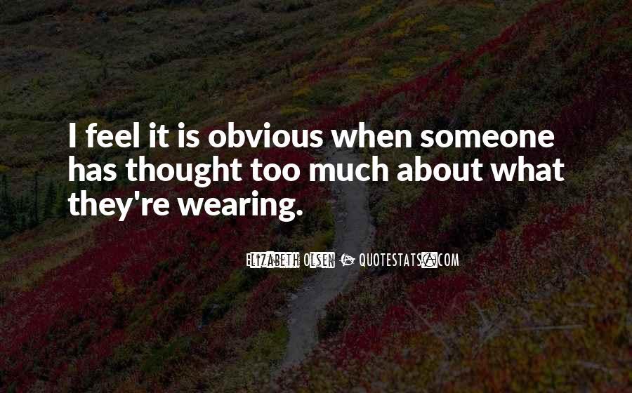 Elizabeth Olsen Quotes #602502