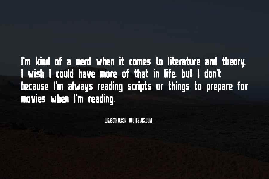 Elizabeth Olsen Quotes #850432