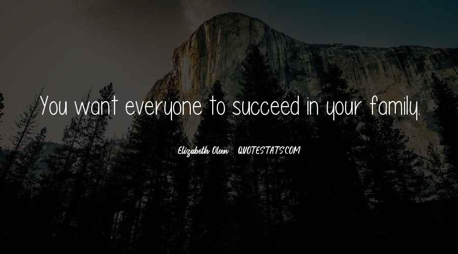 Elizabeth Olsen Quotes #872440