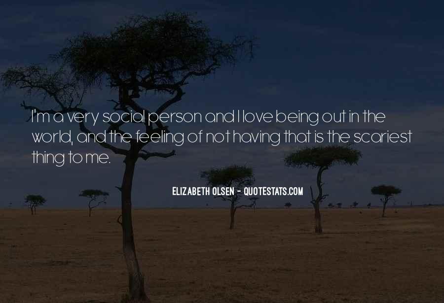 Elizabeth Olsen Quotes #998554
