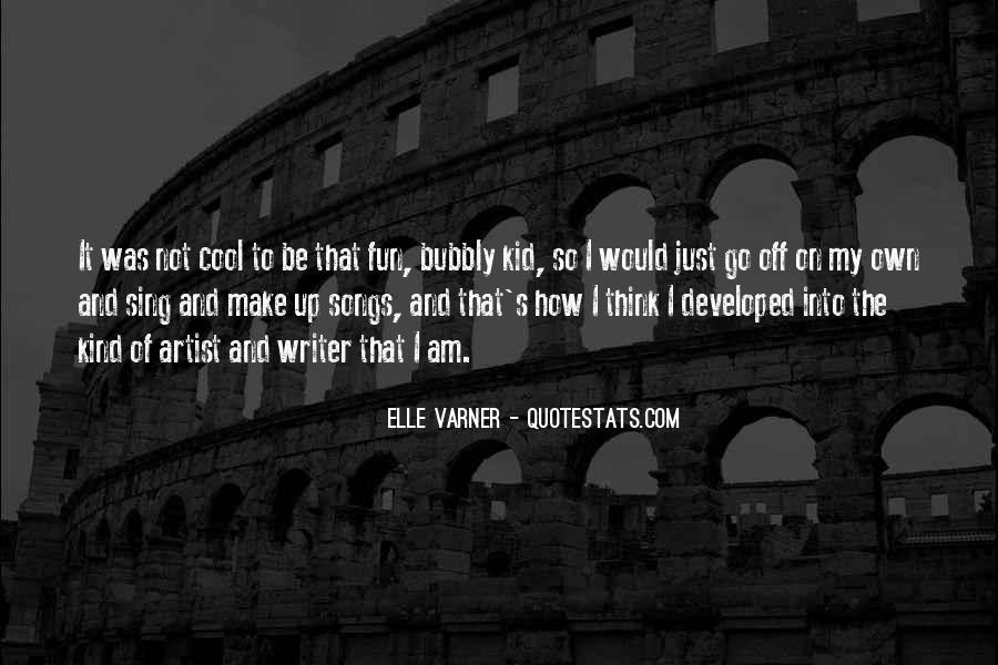 Elle Varner Quotes #1006467