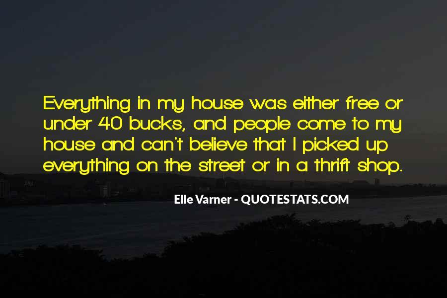 Elle Varner Quotes #698738
