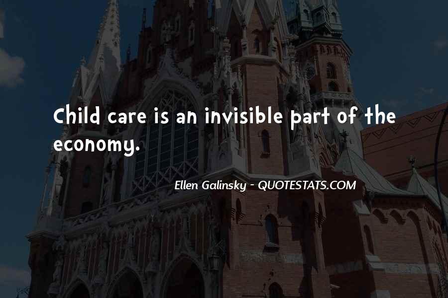 Ellen Galinsky Quotes #1689454