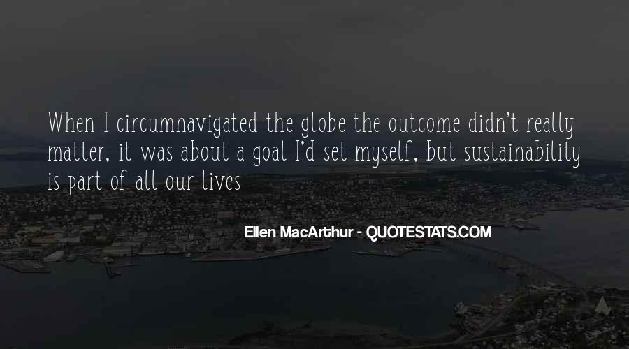 Ellen Macarthur Quotes #414182