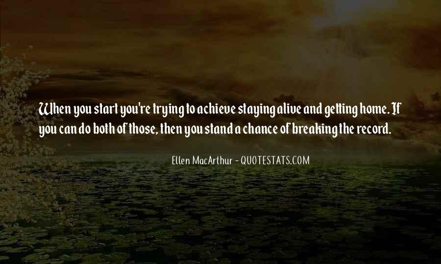 Ellen Macarthur Quotes #582732