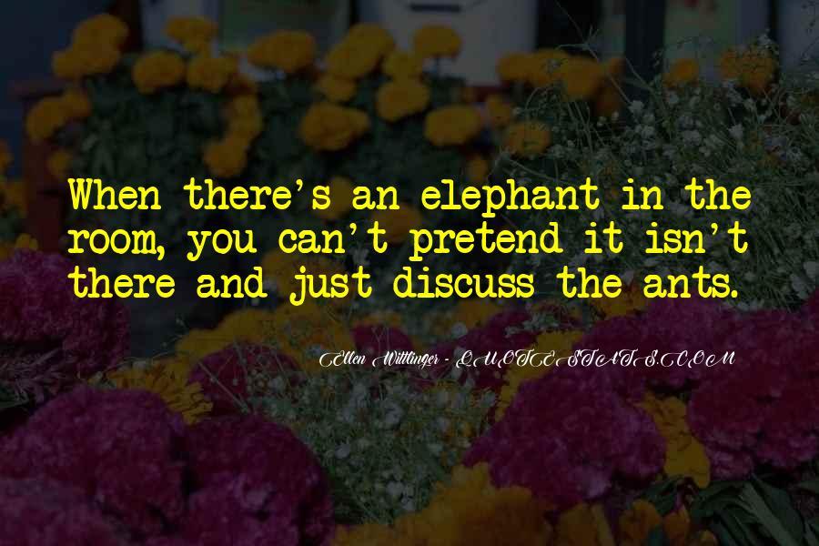 Ellen Wittlinger Quotes #1857514