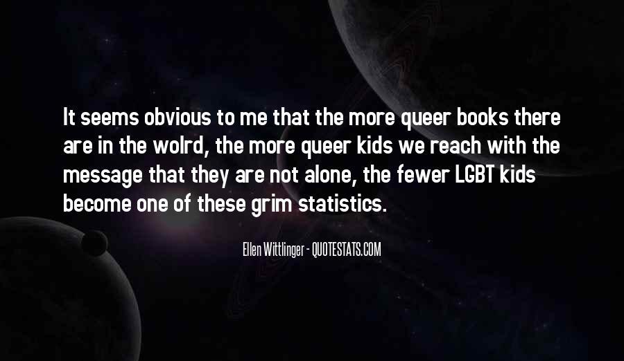 Ellen Wittlinger Quotes #286749