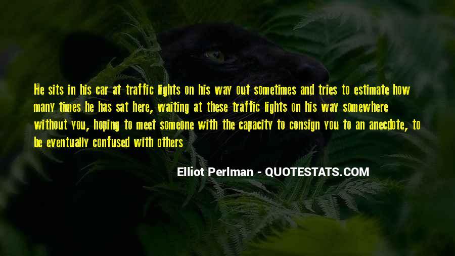 Elliot Perlman Quotes #1008002