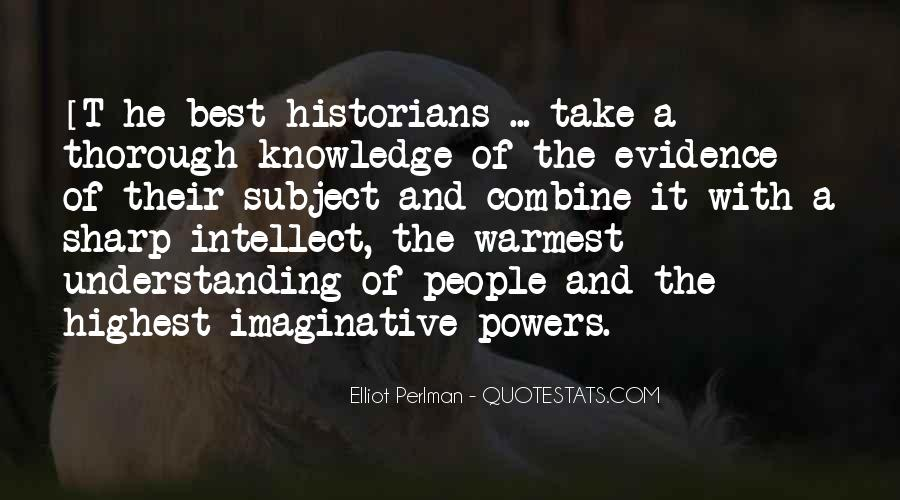 Elliot Perlman Quotes #1459689