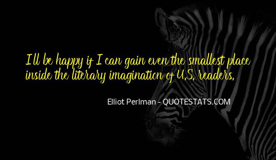 Elliot Perlman Quotes #1689990