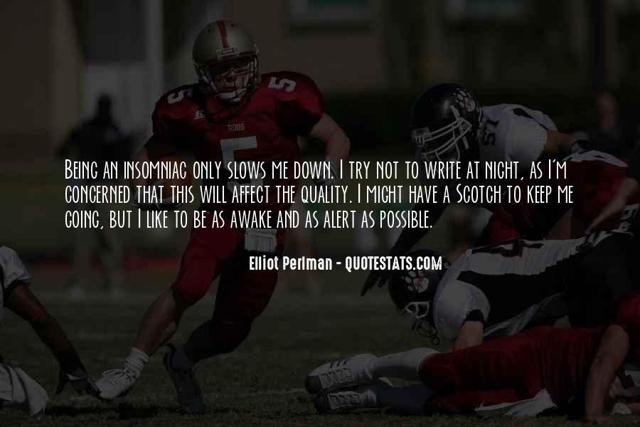 Elliot Perlman Quotes #38509