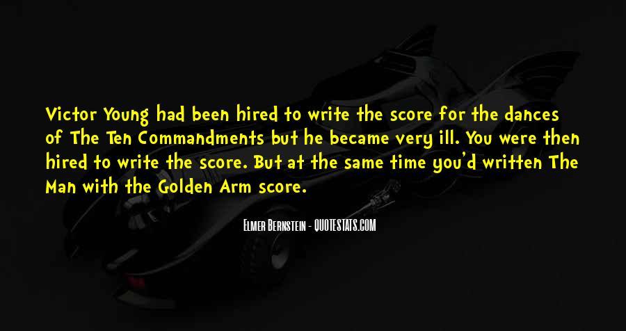 Elmer Bernstein Quotes #1432827