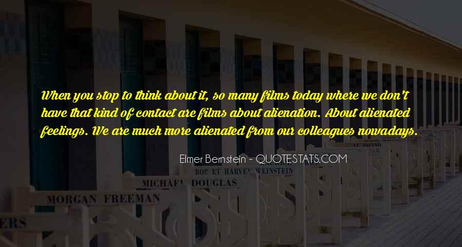 Elmer Bernstein Quotes #1637465
