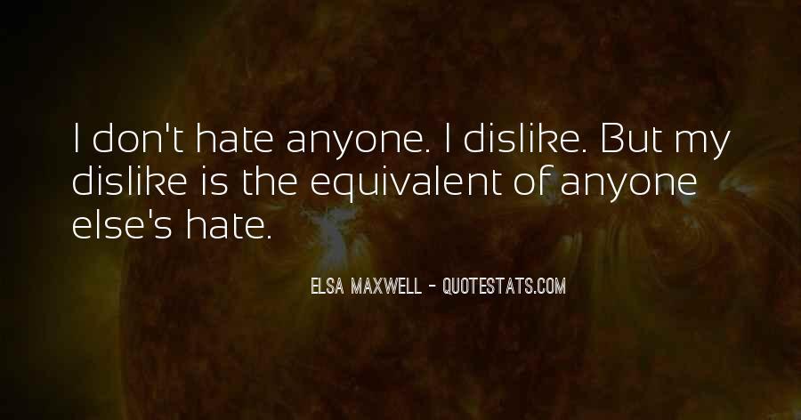 Elsa Maxwell Quotes #104633