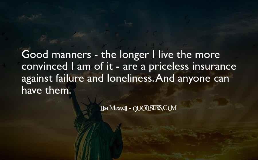 Elsa Maxwell Quotes #1379613