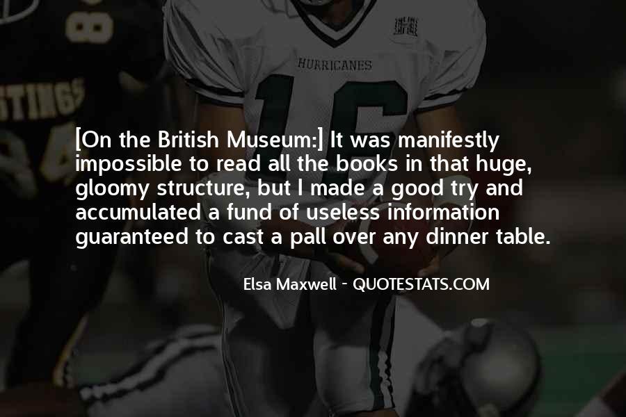 Elsa Maxwell Quotes #973793