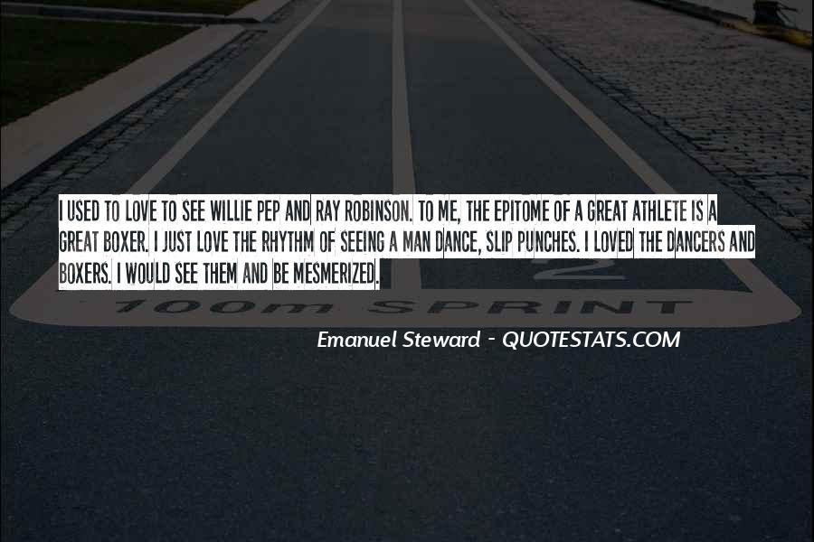 Emanuel Steward Quotes #1034645