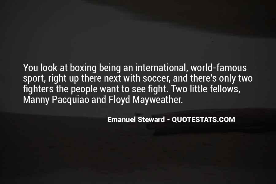 Emanuel Steward Quotes #1574167