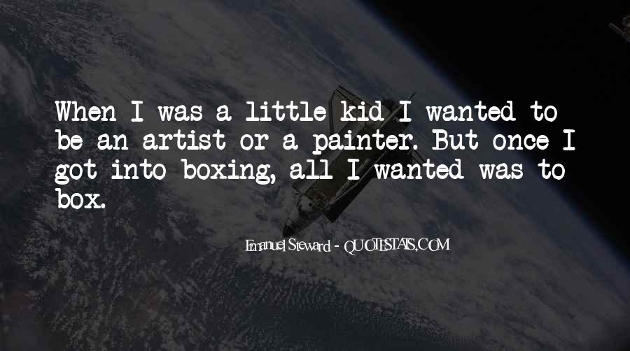 Emanuel Steward Quotes #308701