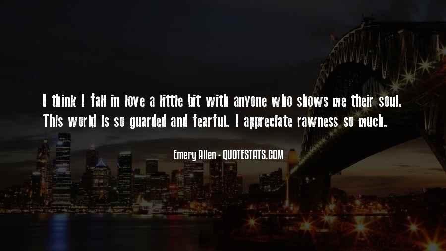 Emery Allen Quotes #261260