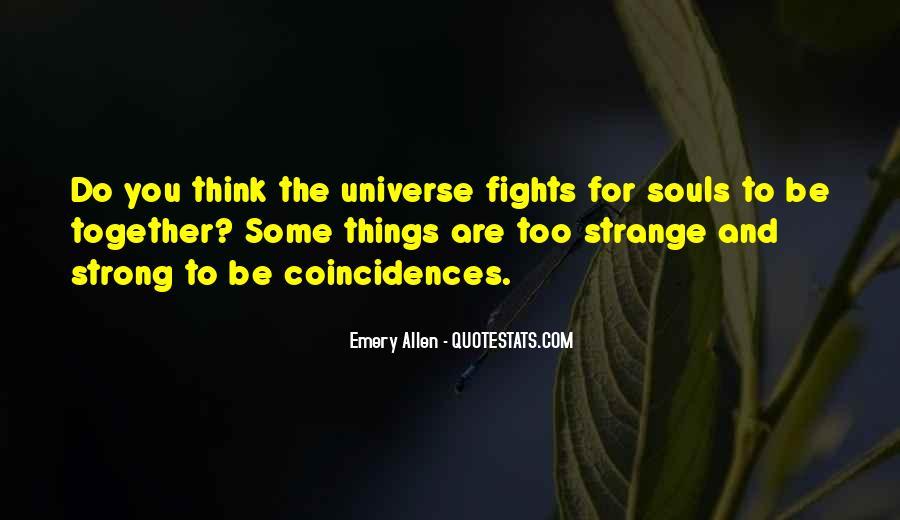 Emery Allen Quotes #568405