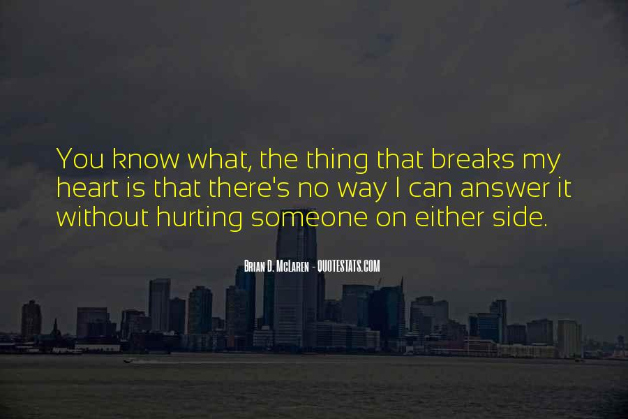 Quotes About No Answers #250993