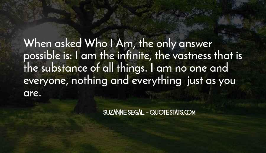 Quotes About No Answers #285472
