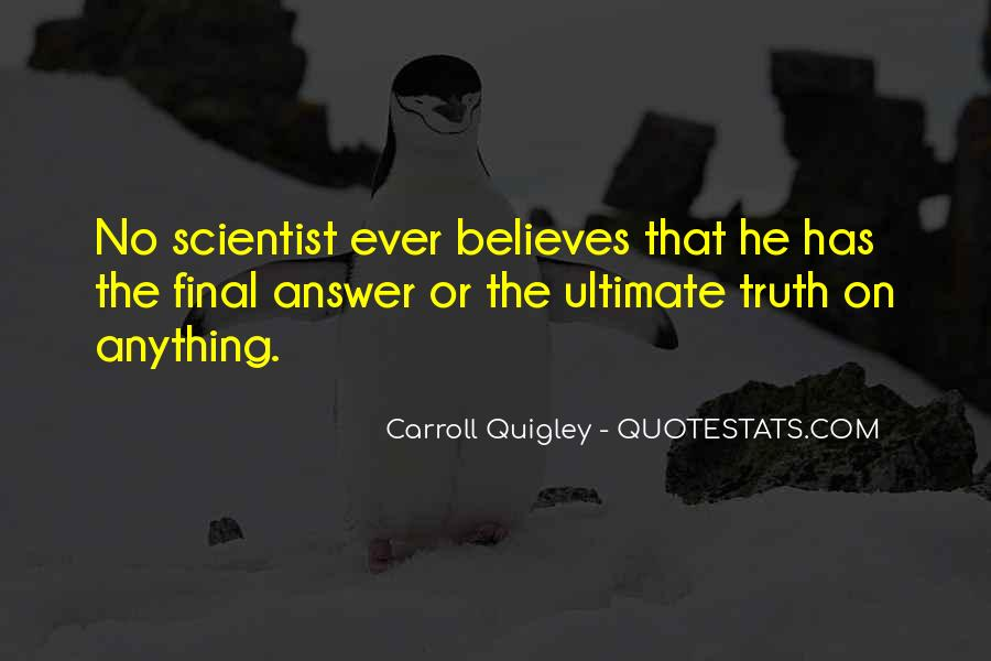 Quotes About No Answers #289261