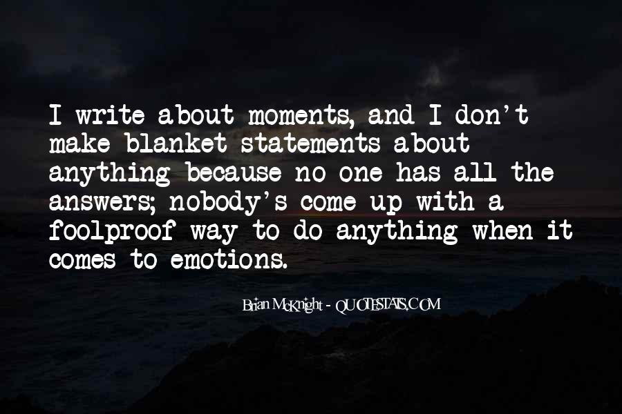 Quotes About No Answers #320074