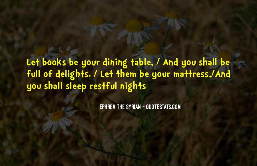 Ephrem The Syrian Quotes #1454527