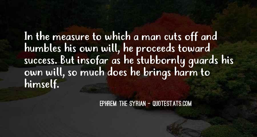 Ephrem The Syrian Quotes #1627406