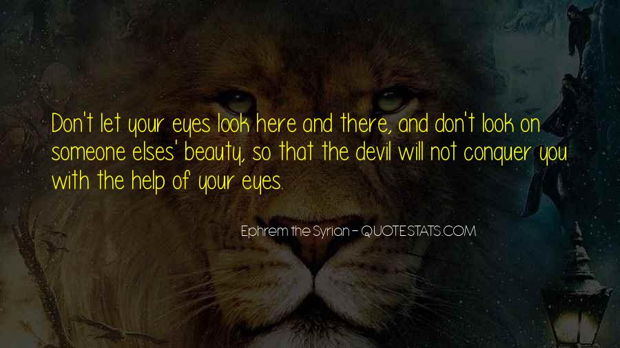 Ephrem The Syrian Quotes #177285
