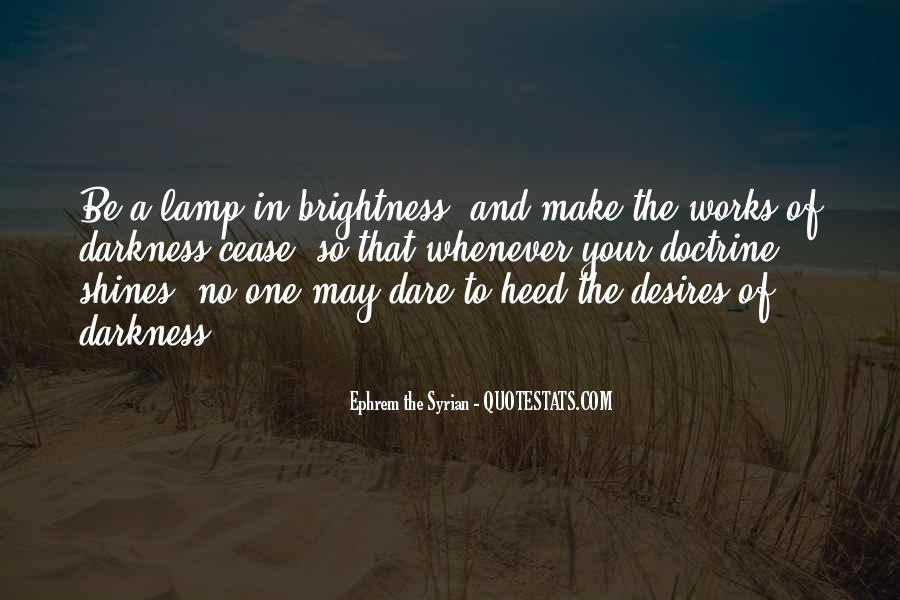 Ephrem The Syrian Quotes #51844
