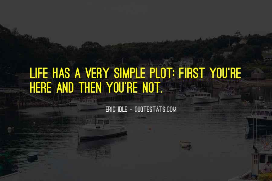 Eric Idle Quotes #1200933
