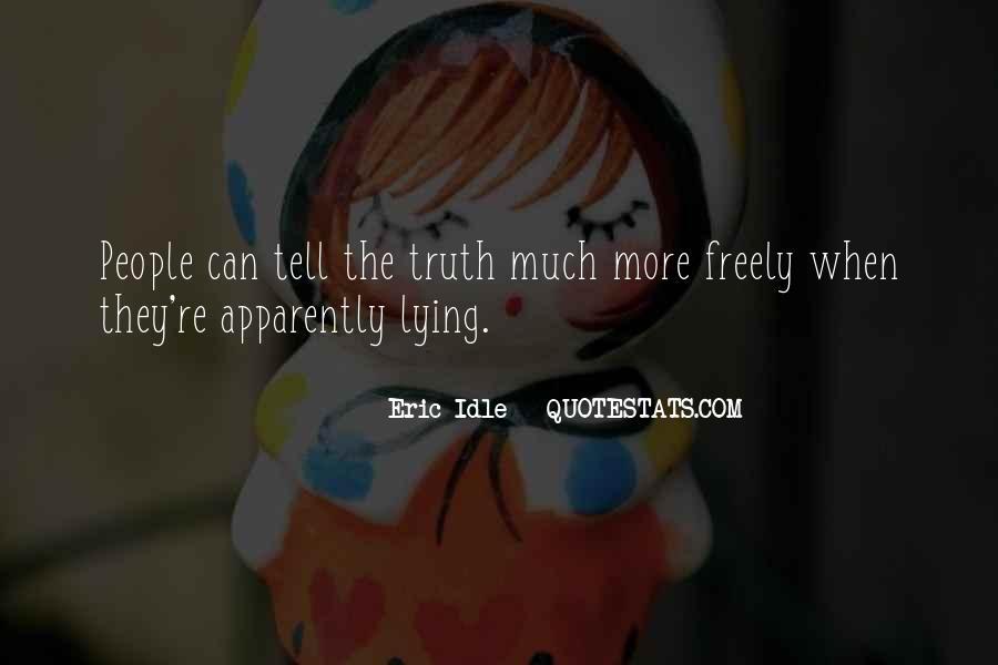 Eric Idle Quotes #1245042