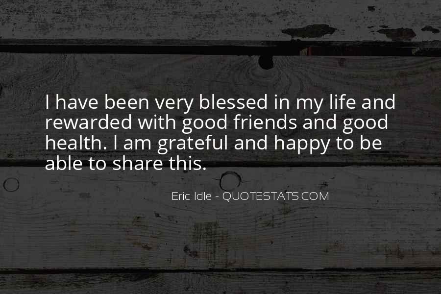 Eric Idle Quotes #1249440