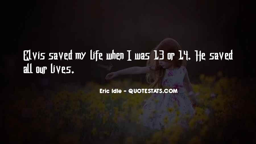 Eric Idle Quotes #1254916